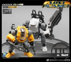 Mechfanstoys MFT Powersuit DA08 & DA09