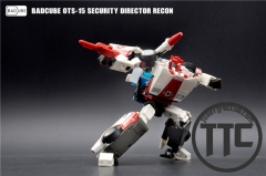 BadCube BC OTS15 Security Director Recon Red Alert
