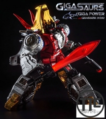 Gigapower GP HQ02 Grassor Metallic ver. Slag