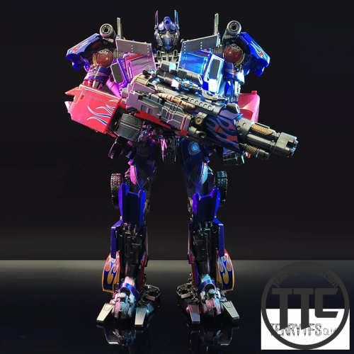 Black Mamba BMB LS03F Commander Leader Optimus Prime OP Oversized MPM-04 Improved Version