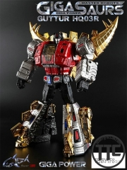 Gigapower GP HQ03 Guttur Metallic ver. Snarl