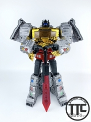 Gigapower GP HQ01 Superator Metallic ver. Grimlock