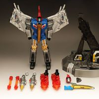 Gigapower GP HQ05 Gaudenter Metallic ver. Swoop