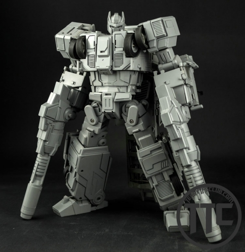 Generation Toy Guardian GT-08E Foo Fighter Inferno Defensor
