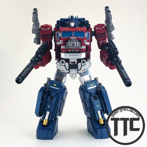 FansHobby FH MB-06C Power Baser Optimus Prime OP Reissue