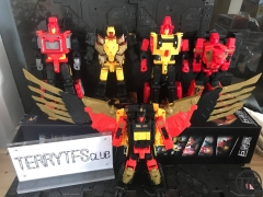 Weijiang WJ POTP predaking full set