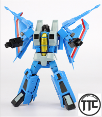 Maketoys MT RM12 RM13 Lightning Skycrow set of 2 Skywarp Thundercracker