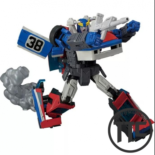 Masterpiece MP19+ MP-19+ Smokescreen Anime version