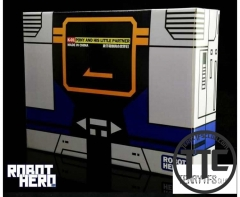Robot Hero RH SG01 SG-01 Pony and his friends MP soundwave