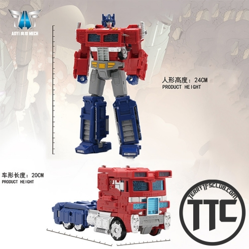 Aoyi Mech H6002-10A Optimus Prime Oversized War for Cybertron: Siege