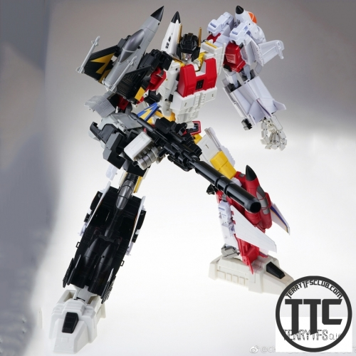 Jujiang JJ-02 Jet Commander Combiner Set of 5