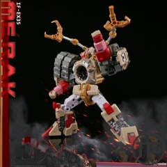 "Iron Factory EX-35 Merak Kaon DJD Spirits of The ""D.E.C""Tesarus"