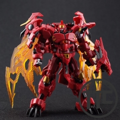 Iron Factory EX-42 EX42 Heatdeath Beast Wars Megatron