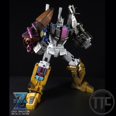 (US / CA / AU buyers only) Zeta Toys ZT ZA07 Bruticon Metallic version Bruticus