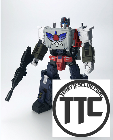 FansHobby MB-16A Machine Eagle Optimus Prime