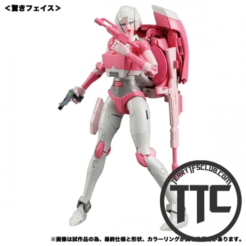 Takara Tomy Masterpiece MP51 MP-51 Arcee