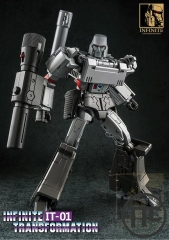[PRE-ORDER]Infinite Transformation IT01 Mightron MP36 MP-36 Megatron
