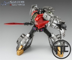 [Pre-order]Gigapower GP HQ04R Graviter Chrome ver. Sludge