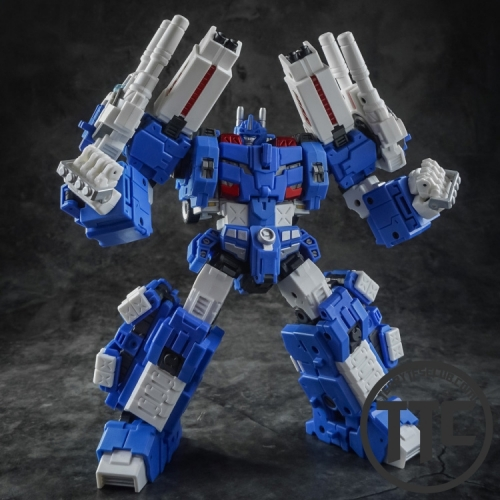Iron Factory EX-44 City Commander- Final battle armor ultra magnus