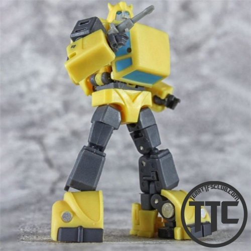 Magic Square Toys MS-B21 Intelligence Officer Bumblebee