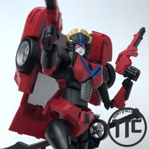 Fanshobby FH MB12B Wheel Blade 2020 TFcon Limited ver.
