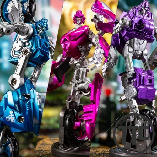 Aoyi Mech LS-19 Speeding Sisters Arcee Chromia & Elita-1 Set of 3