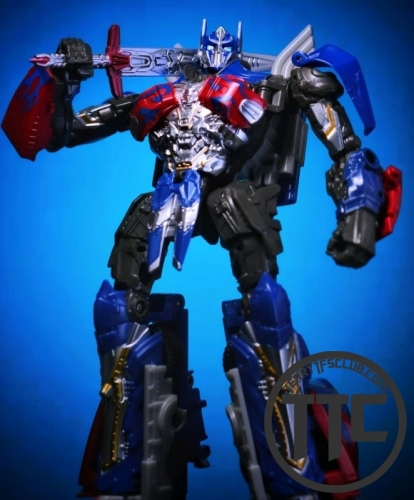 Black Mamba Mini Optimus prime for LS05