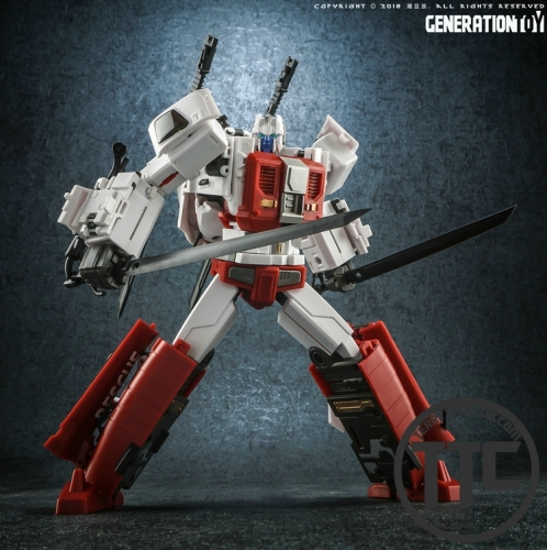 Generation Toy Guardian GT-08B Copter Defensor Blades