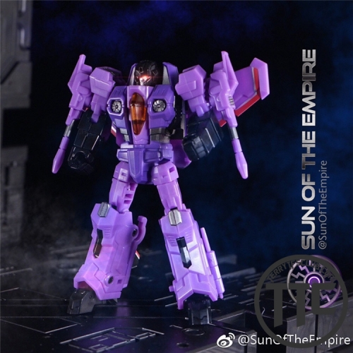 Iron Factory EX20A Amethyst Purple Seeker Current