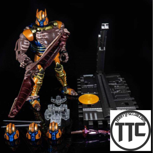 4th Party Masterpiece MP41 Dinobot