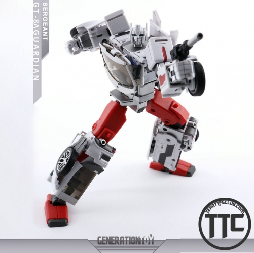 Generation Toy GT-08A Sergeant Defensor Streetwise