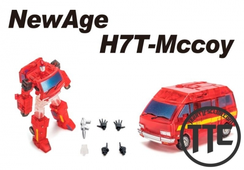 NewAge H7T Mccoy Ironhide clear version