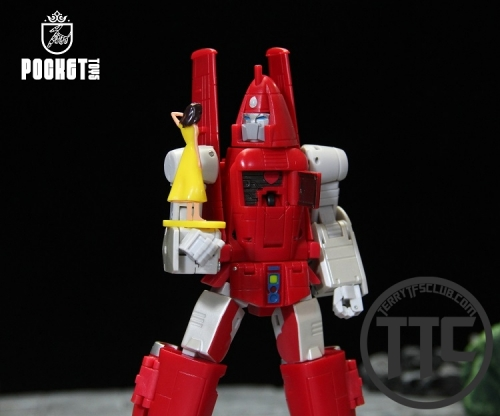 Pocket Toys PT-M01 ko DX9 Powerglide