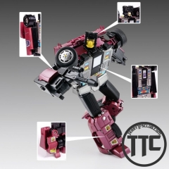 X-Transbots MX-15T Deathwish Deadend Youth Version Monolith