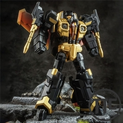 Iron Factory IF EX20O Tyrant's Wings-Obsidian